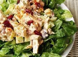 Honey Chicken Salad Recipe