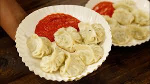 Cheese Momo Recipe - Veg Creamy Soft Momos - CookingShooking - YouTube