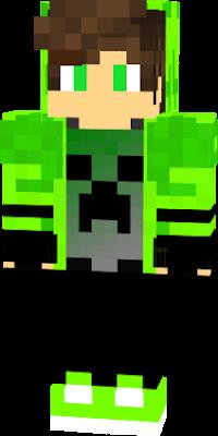 зелёный про