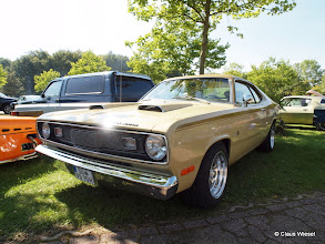 Photo: 70 er ? Plymouth Duster. (selten!)