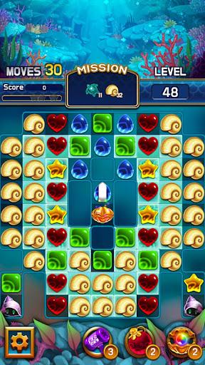 Jewel Abyss: Match3 puzzle screenshots 7