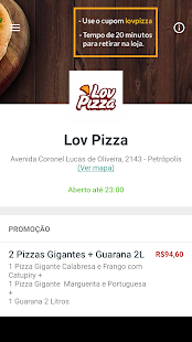Lov Pizza- screenshot thumbnail