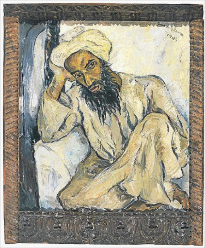The most expensive South African artwork ever sold, Irma Stern's painting Arab Prince