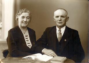 Photo: Anna og Kristian Brøndum Vrå (Sødalvej nr. 5)
