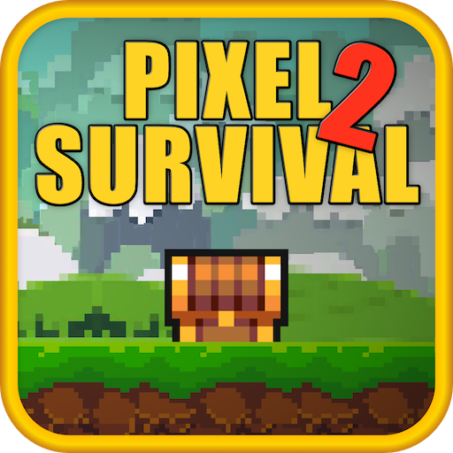 Pixel Survival Game 2 Icon