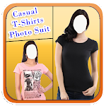 Casual T-Shirts Photo Suit