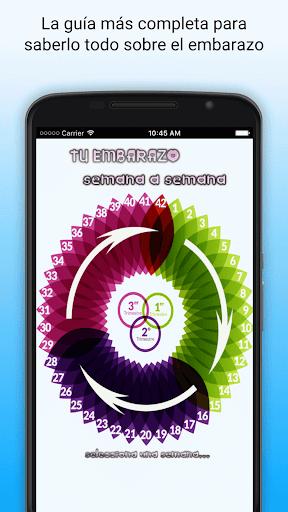 玩免費遊戲APP|下載Embarazo Semana a Semana app不用錢|硬是要APP