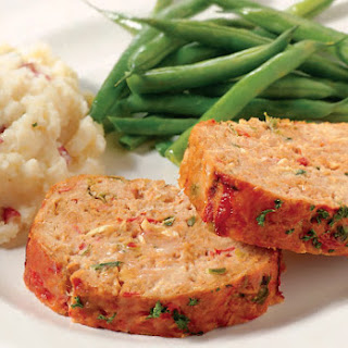 Homestyle Turkey Meatloaf.