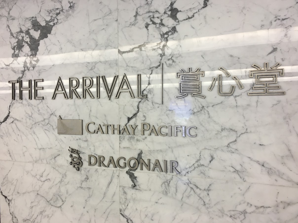 Cathay Pacific The Arrival