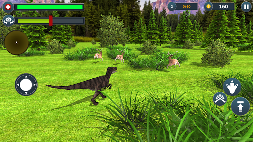 Dinosaur Simulator Free apkpoly screenshots 9