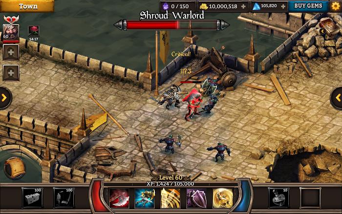 KingsRoad - screenshot