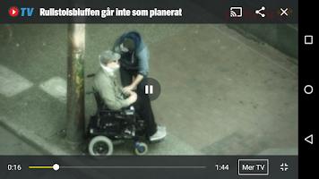 Screenshot of Expressen