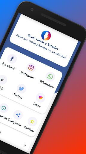 Bajar Vu00eddeos de Facebook y Redes Sociales 1.3.0 screenshots 3