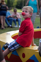 Photo: junior clown