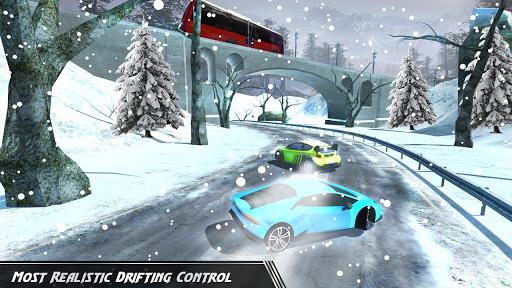 Real Car Drifting 2019:Snow Car Drift & Car Racing 1.1 screenshots 2