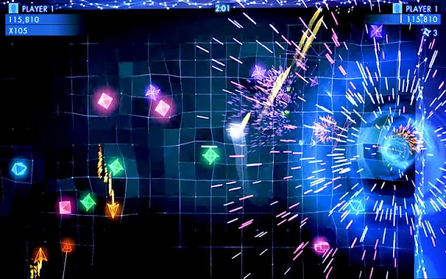 Geometry Wars 3: Dimensões - Screenshot