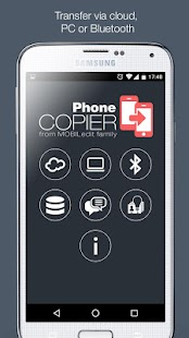 Phone Copier - MOBILedit- screenshot thumbnail