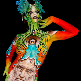 by Thomas ST0LL - People Body Art/Tattoos ( , colorful, mood factory, vibrant, happiness, January, moods, emotions, inspiration )