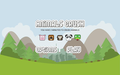 Animals Cursh