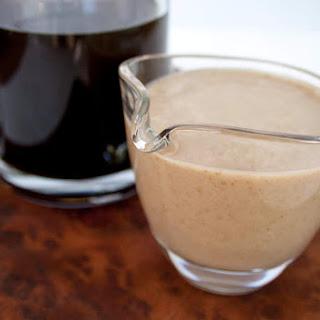 Caramel Coffee Creamer.