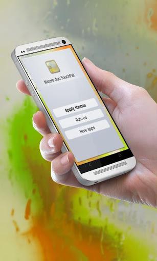 自然のデュオ TouchPal