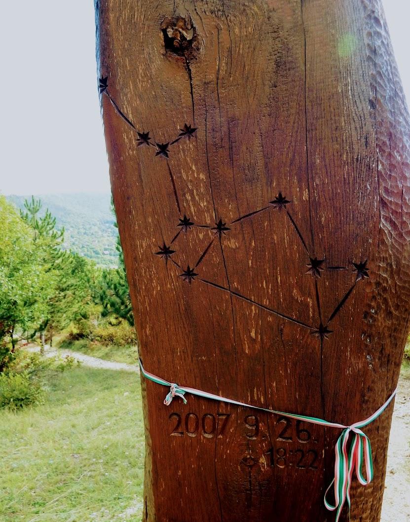 Pilisszántó - Csillagösvény