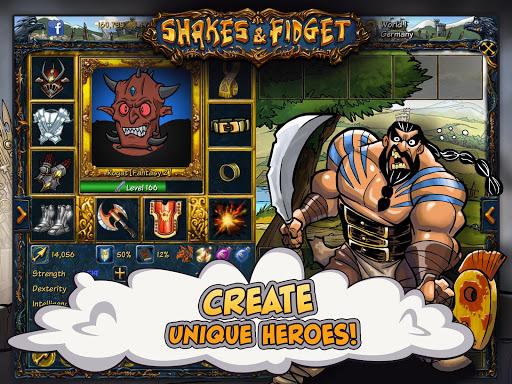 Shakes and Fidget Retro screenshot 6