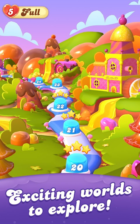 Candy Crush Friends Saga poster 9