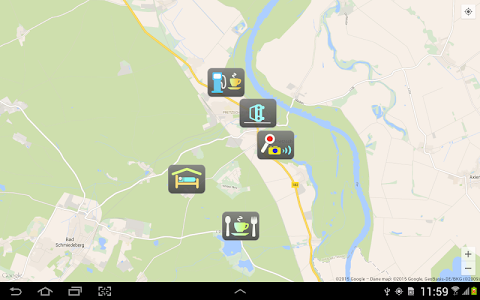 Offline Map for Trip Lt. screenshot 10