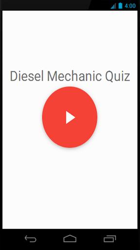 Diesel Mechanic Quiz