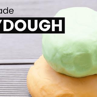 How to Make Homemade Playdough (that's Gluten-Free).