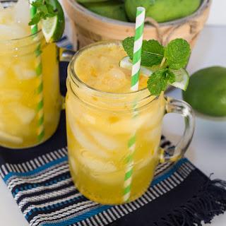 Mango Ginger Beer