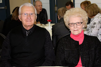 Photo: Sunday, Feb 17/13 - Ron and Phyllis Purinton
