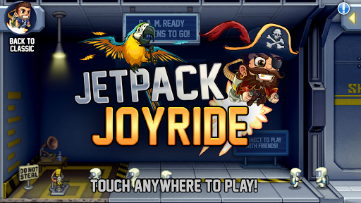 Jetpack Joyride  gameplay | by HackJr.Pw 15
