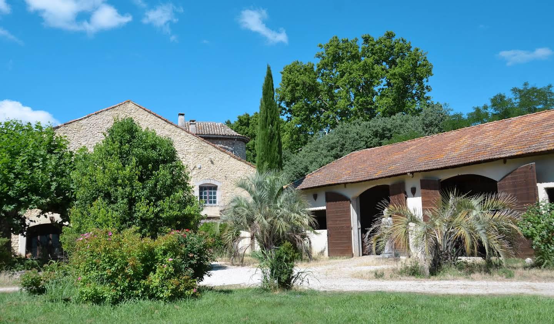 Propriété Bouches-du-Rhône