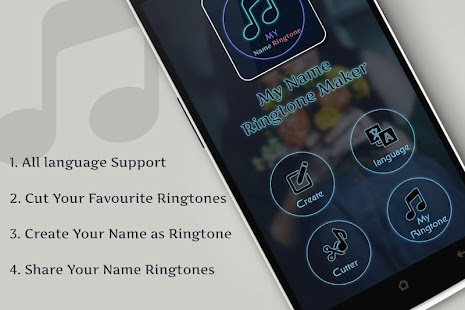 My Name Ringtones- screenshot thumbnail