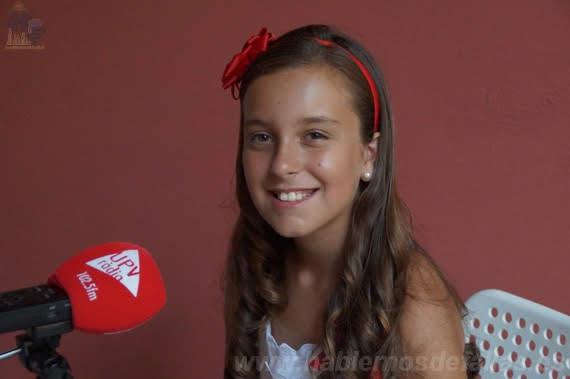 Entrevistas a Candidatas infantiles a Cortes de Honor. Mislata. #Elecció19