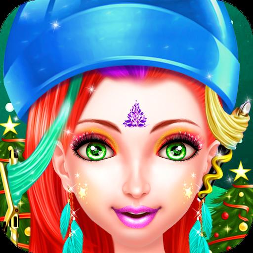 New Year Girl Salon 2 (game)