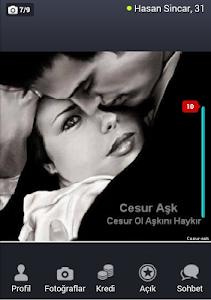 Cesurask | Arkadaş Arama screenshot 2