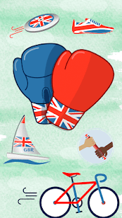 Britmoji - Sports Emoji for Messenger - náhled