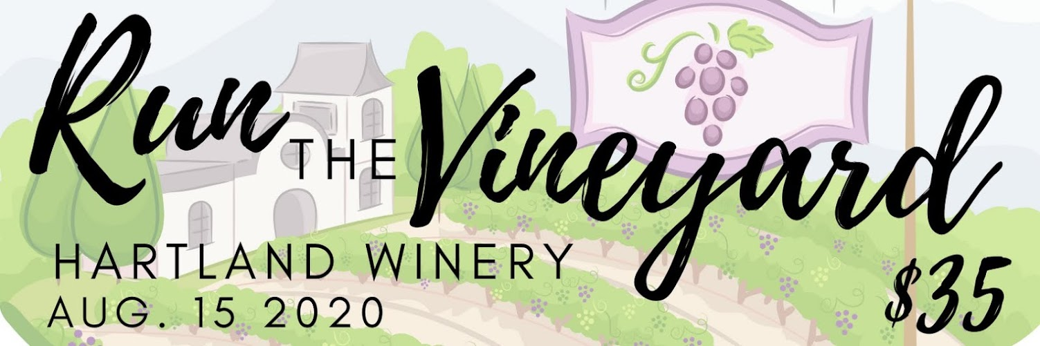 Run the Vineyard Wine at the Line 5K