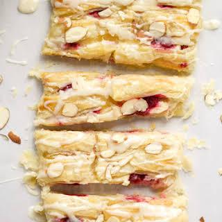 Raspberry Cream Cheese Danish.