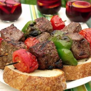 Espetada (Portuguese Beef Skewers).