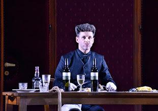 Photo: WIEN/ Burgtheater: Eugène Labiche ‹Die Affäre Rue de Lourcine›. Erweiterte Fassung von Elfriede Jelinek. Premiere am 18.4.2015. Markus Meyer. Copyright: Barbara Zeininger