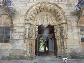 Photo: Casa do Dean ( délivrance de la compostella )