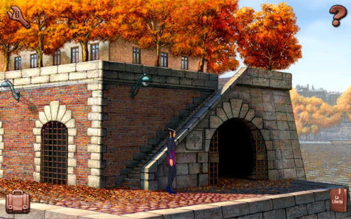 Broken Sword: Director's Cut  screenshots 19