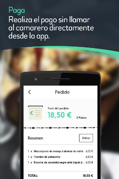 MrNoow - Pedir comida en restaurantes sin esperas – Android Apps ...