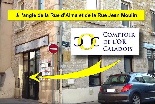 Comptoir de l'Or Villefranche sur Saône