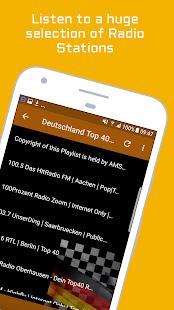Deutschland Top 40 Radio - náhled