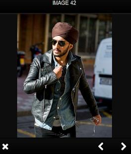 Muži Turban Fashion - náhled